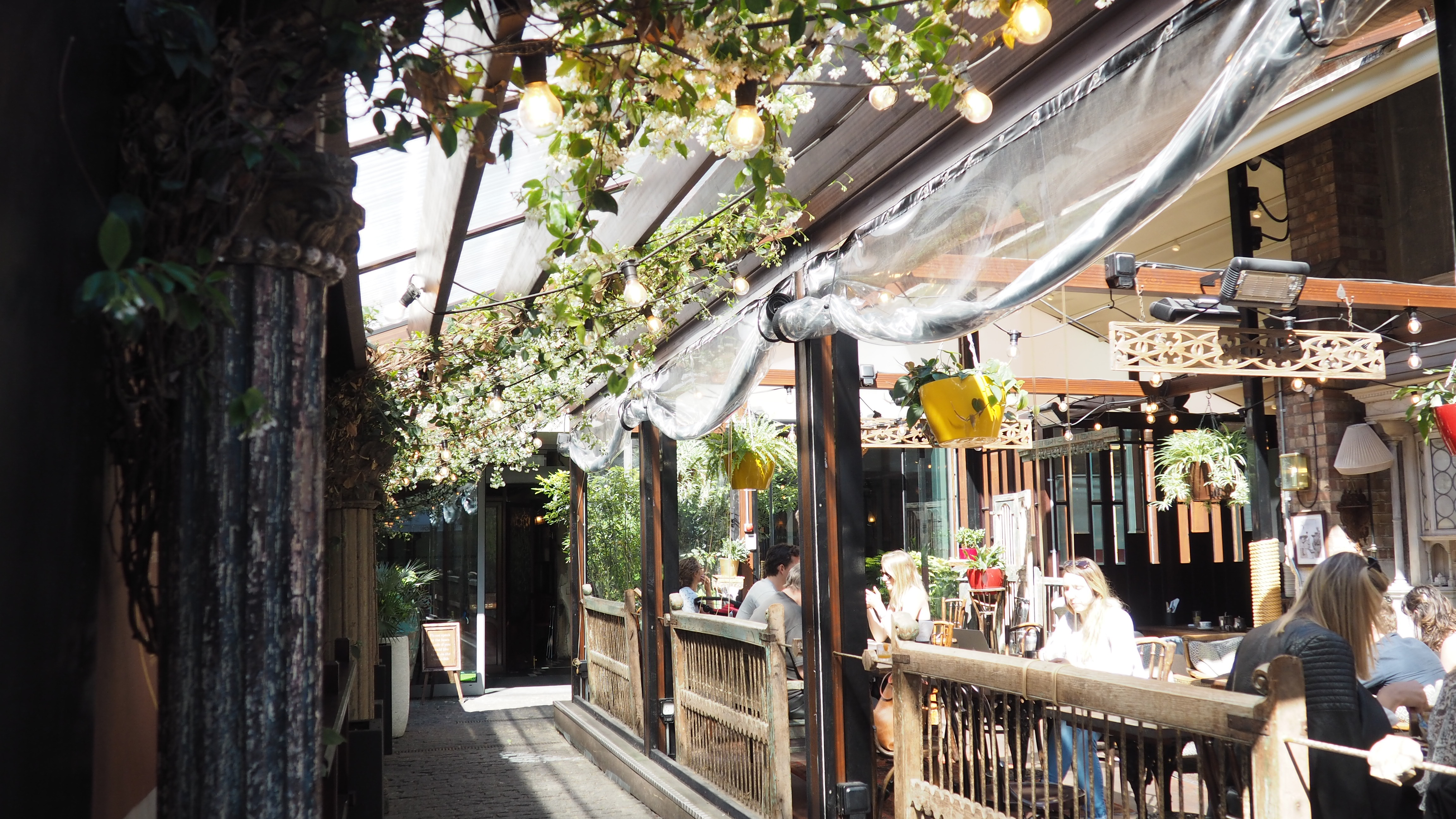 Dishoom Resturant Review