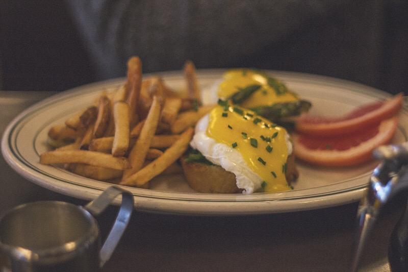 The Nighthawk Diner