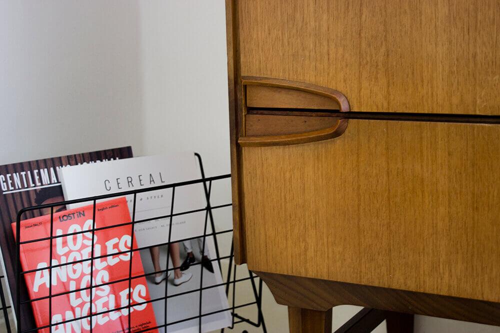 Mid Century Modern Drawer Handles